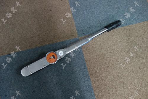 钢结构检测专用表盘扭力扳手