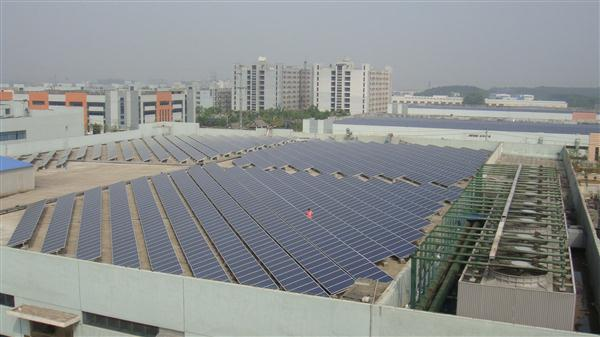 二,屋顶光伏发电系统使用寿命的优化设计图片