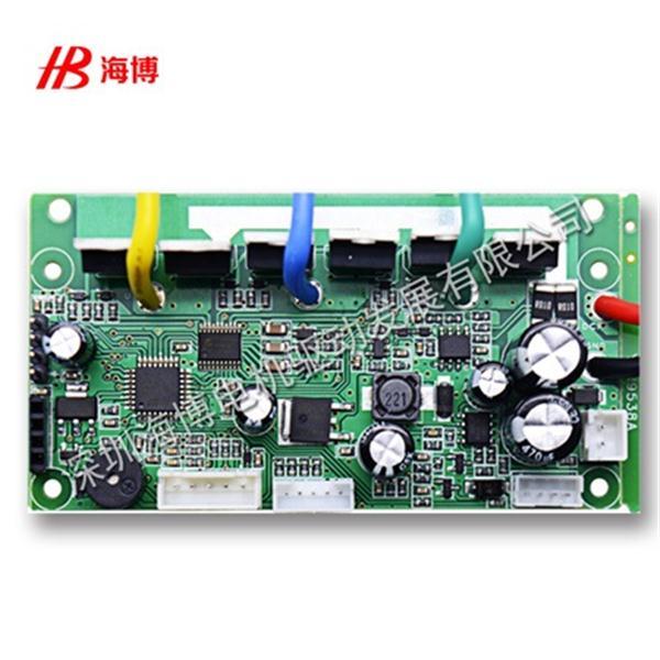 四轮滑板车控制器 电动滑板车驱动器 单驱滑板车控制器
