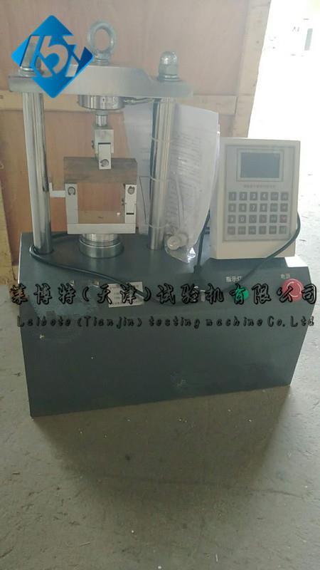 水泥胶砂抗折试验机