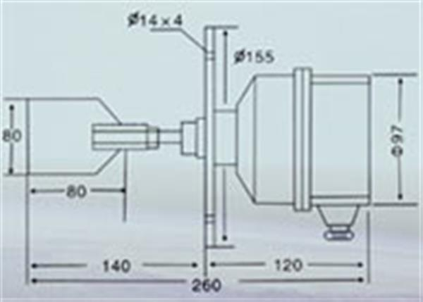 料位灯联动电路图