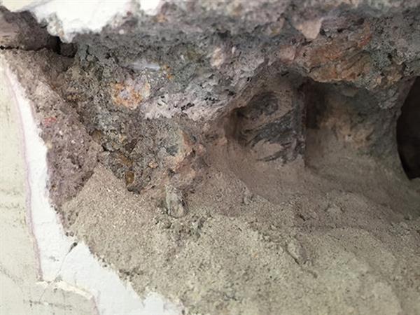 钢筋布置情况,截面尺寸,结构布置,钢筋强度,混凝土构件内部缺陷,砖