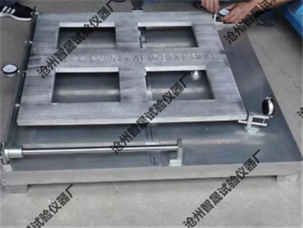陶瓷磚平整度、直角度、邊直度綜合測定儀