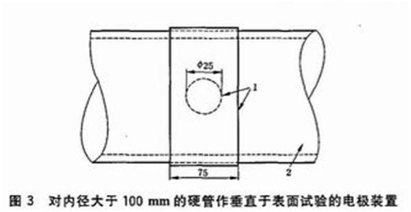 1-2006工频电压击穿试验仪的电极和试样(一)