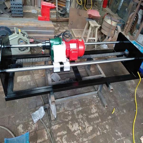 > 三相电水钻顶管机 小型公路水平钻孔机  非开挖设备有:液压顶管机图片