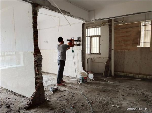 张家界刚钢结构厂房验收检测