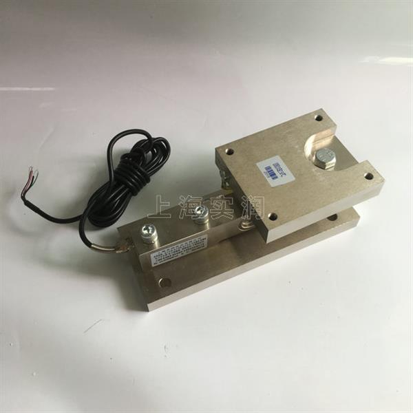 安装称重模块传感器