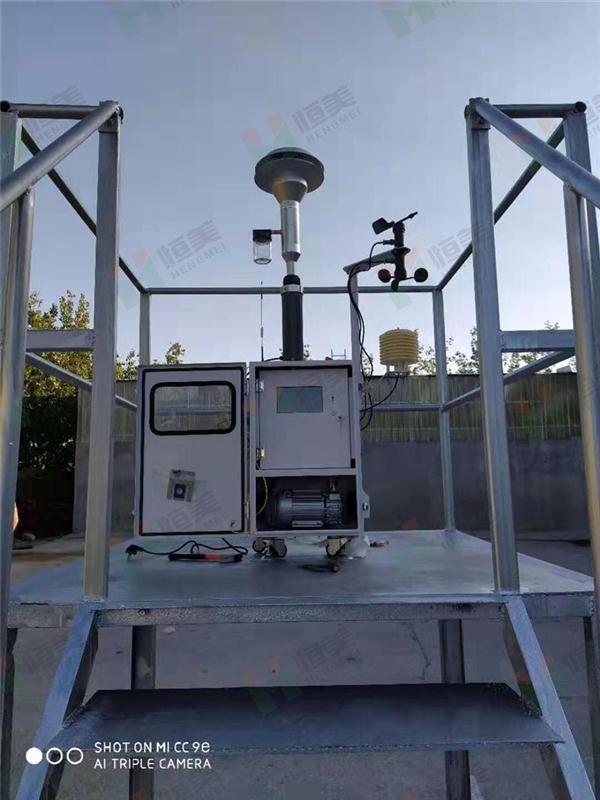 β射线法扬尘监测系统