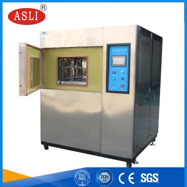 说说温度冲击试验箱制冷与水箱之间的关系