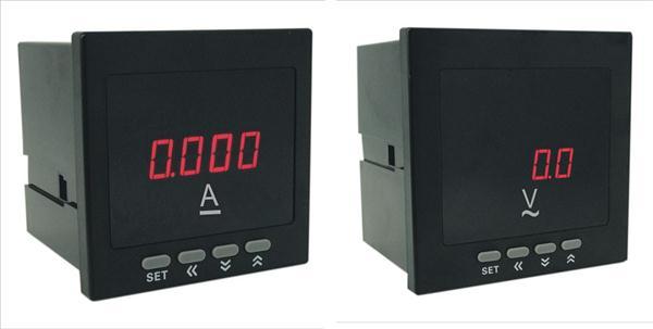 电流表电压表