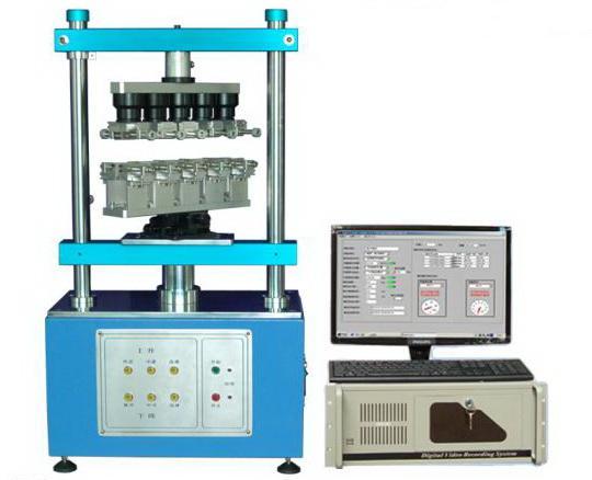 微克仪器推出多工位插拔力试验机
