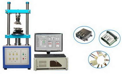 微克仪器与兵器研究所合作交付插拔力试验机