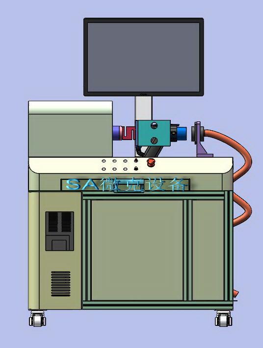 微克设备推出在线式充电座插拔力试验机