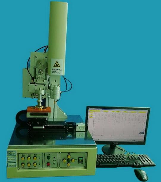 微克设备研发出顶针三轴荷重行程阻抗试验机