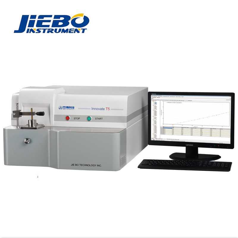 Innovate T5直读光谱仪服务于徐州铸造