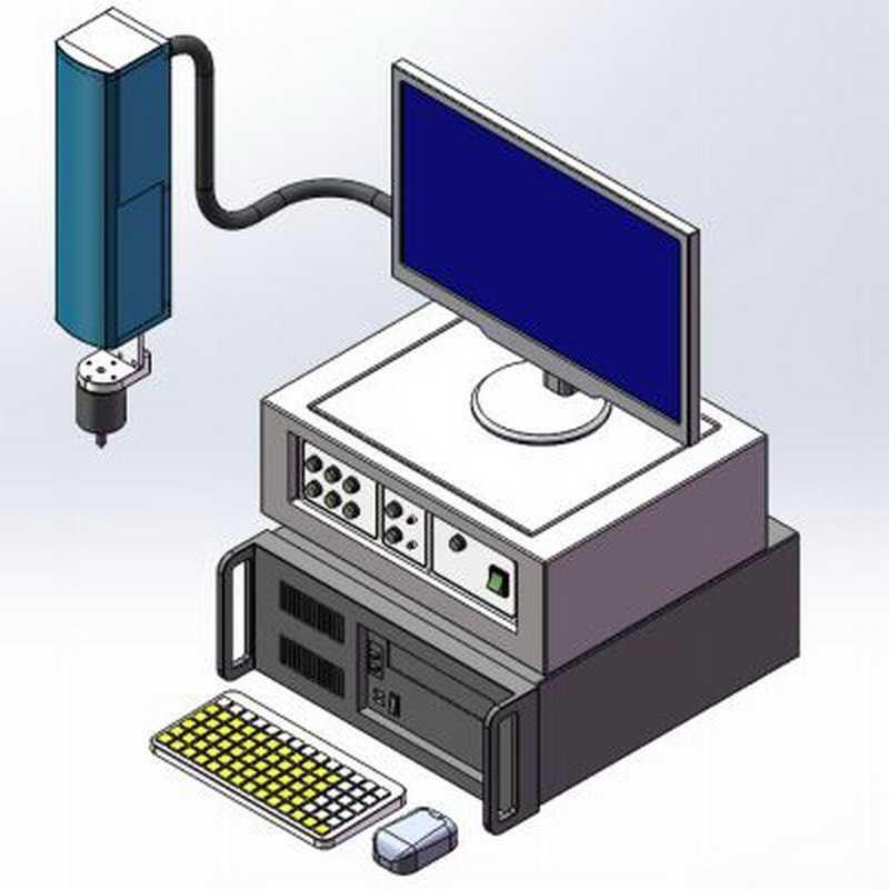 微克设备推出流水线荷重行程试验机