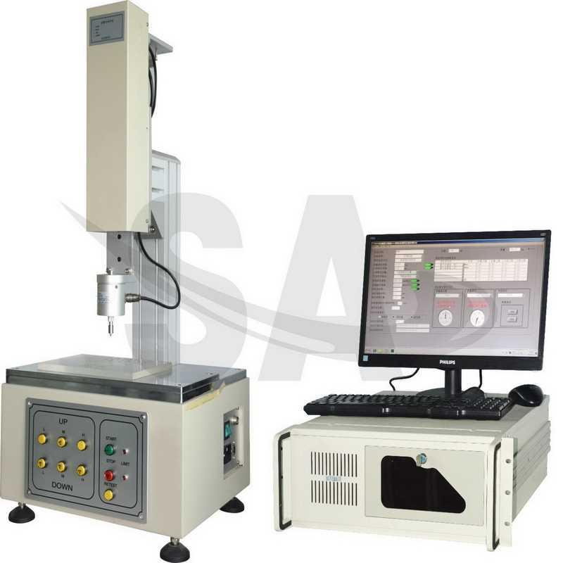 电磁力荷重行程试验机-微克设备推出