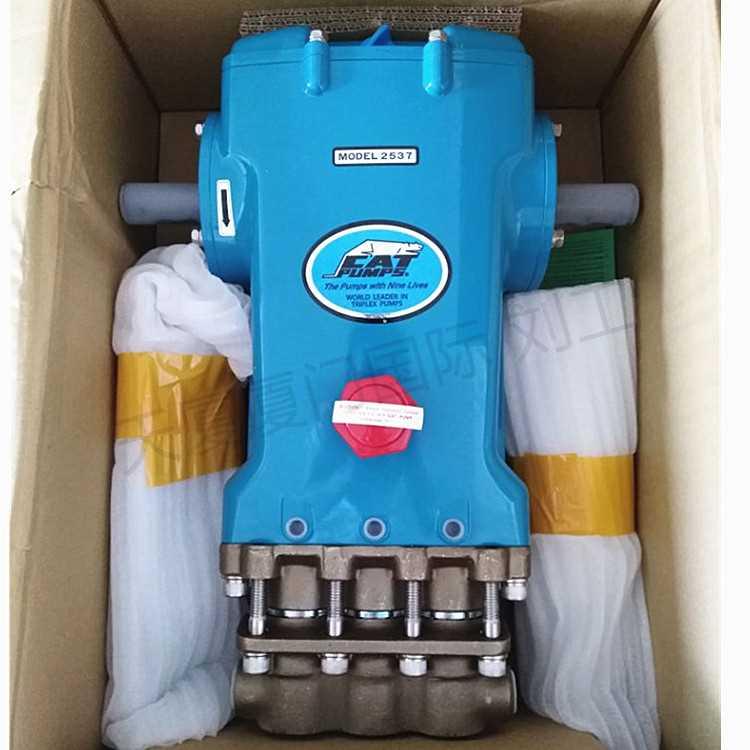 CAT柱塞泵2511@污水处理