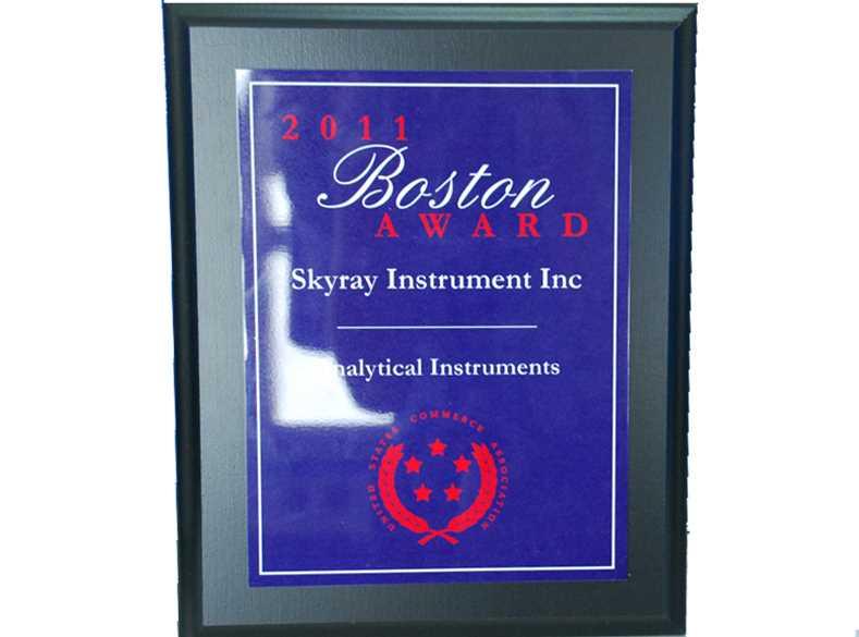 美国大波士顿地区分析仪器最佳企业