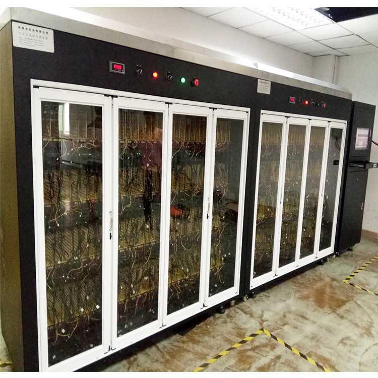 热烈祝贺广东樱花智能科技订购Delta德尔塔仪器智能门锁老化测试架等一批锁具检测设备