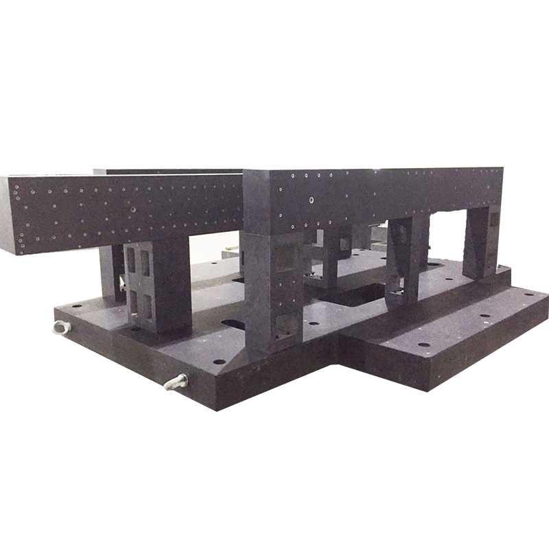[大理石构件应用]大理石机械构件在雕刻机中的应用!
