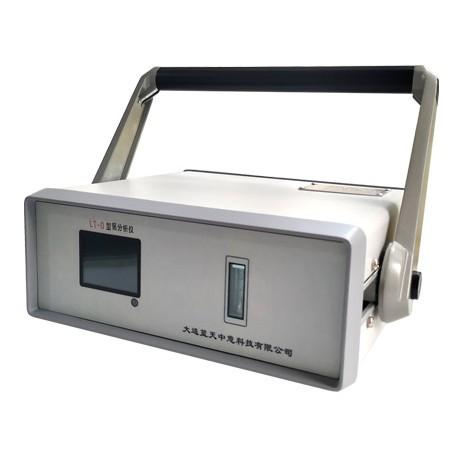 空分装置在线气体分析仪的选配方法