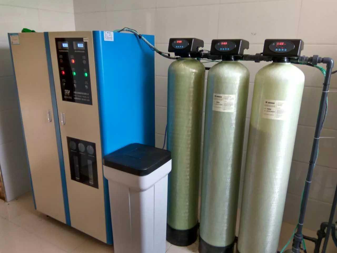 阳江医用超纯水机设备选择技巧-水思源