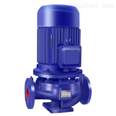 供应ISG80-160管道泵厂家直销,大流量立式管道泵, 管道泵价格