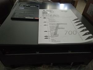 三菱F700变频器大功率变频器好价格FR-F740-110K-CHT