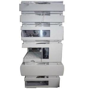 安捷伦6890N-5973气相色谱质谱联用仪