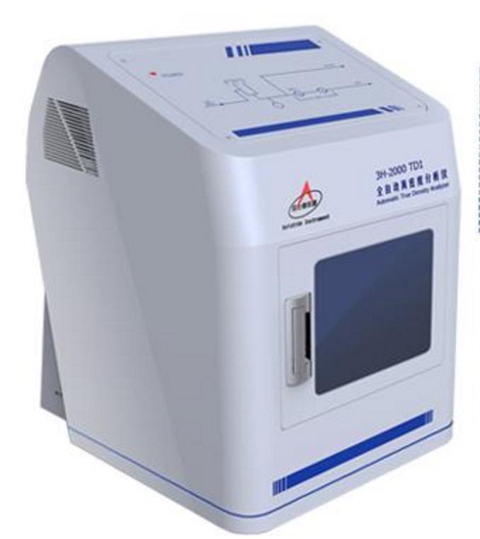 太原石墨极片真密度分析测试仪