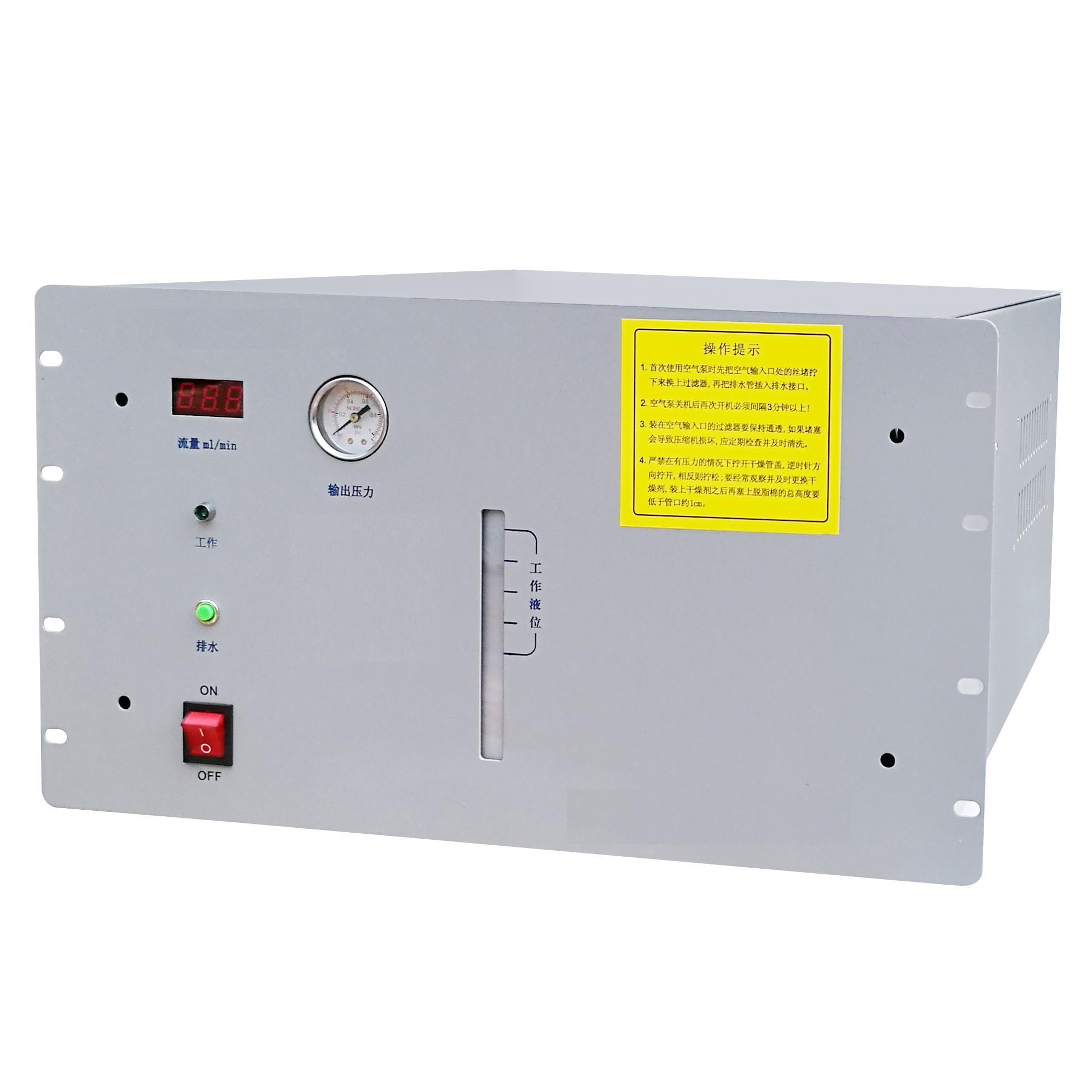 在线监测系统 自动补水氢气发生器(纯水)