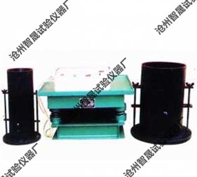 粗粒土振动台法试验装置-DL/T5356-2006标准研制