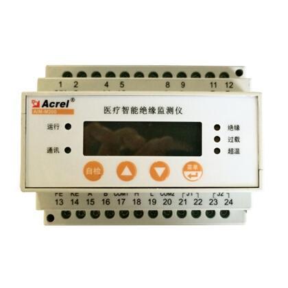 安科瑞医疗IT绝缘检测仪AIM-M200绝缘监测装置AIM-M200