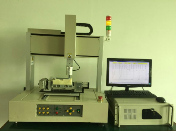 SA品牌三轴按键荷重行程试验机