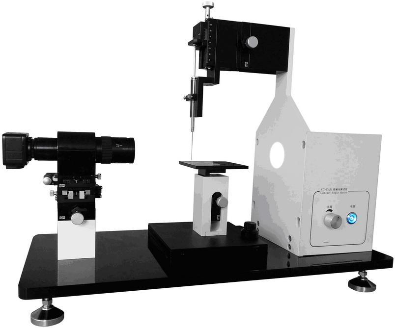 水滴角测量仪,接触角测量仪,接触角测试仪,接触角测定仪