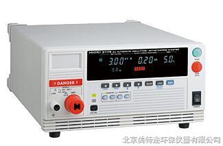 日本日置3174 AC自动绝缘耐压测试仪厂家