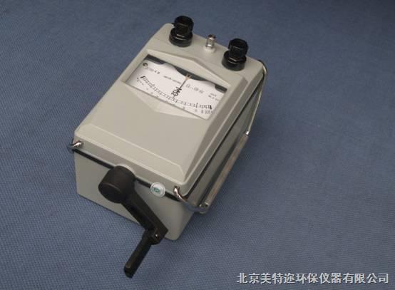 上海第六表厂正品 ZC11D手摇式兆欧表厂家现货直销