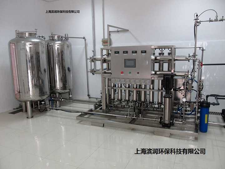 5吨桶装水设备生产流程  250桶 桶装水设备配置清单