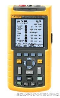 Fluke125工业网络测试仪
