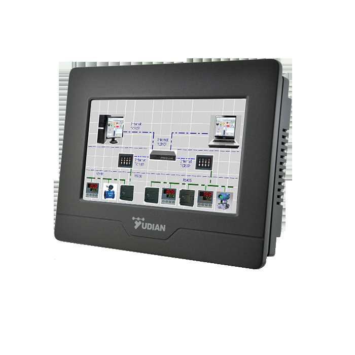 宇电AI-3270S人机界面触摸屏/YUDIAN无纸记录仪