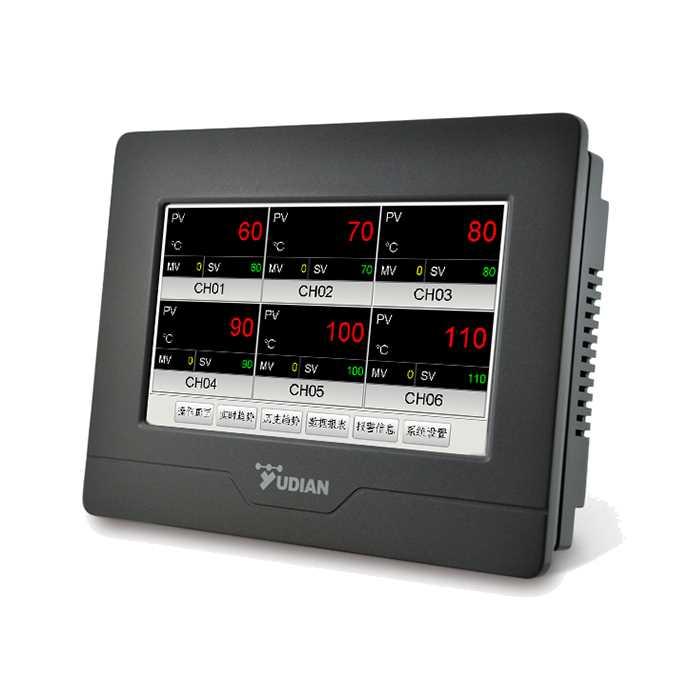 宇电AI-3170S/3170W无纸记录仪/宇电触摸屏/人机界面