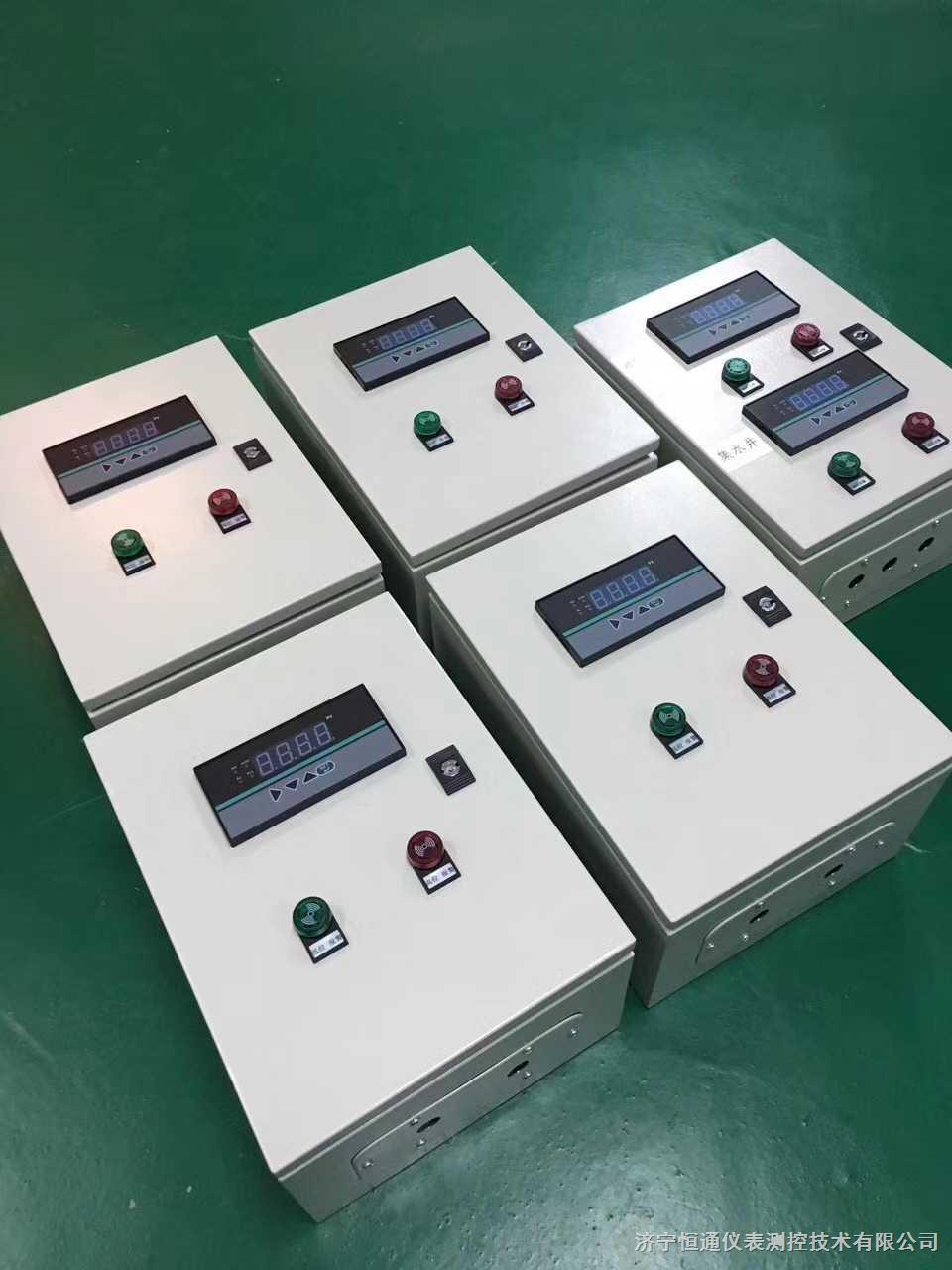自动水箱、水池液位显示控制报警器