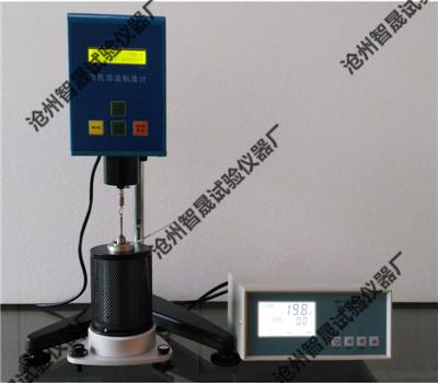 沥青布氏旋转粘度试验仪-测量方法-参数介绍