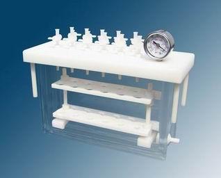 12位手动固相萃取装置/负压萃取装置