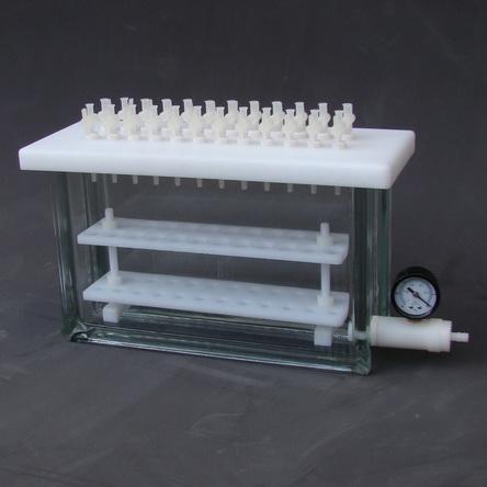 24位方形固相萃取仪/真空萃取装置