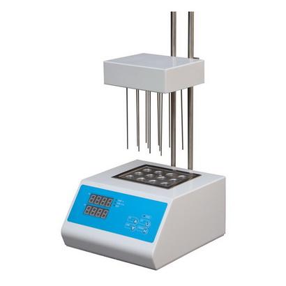 12位方形干式氮吹仪