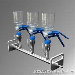 三联不锈钢多联过滤器/不锈钢薄膜过滤器