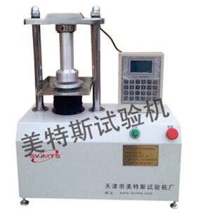 塑料排水带芯带压屈强度试验仪@12月优惠促销
