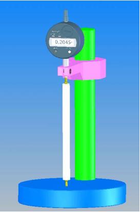 混凝土收缩测试仪